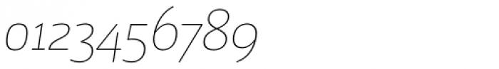 Kahlo Light Pro Italic Font OTHER CHARS
