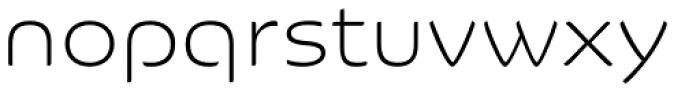 Kaili FY Light Font LOWERCASE