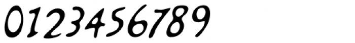 Kairengu Light Oblique Font OTHER CHARS