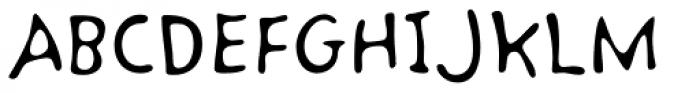 Kairengu Light Font UPPERCASE