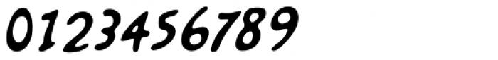 Kairengu Oblique Font OTHER CHARS