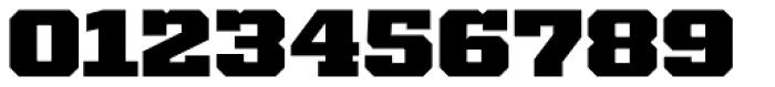 Kairos Pro Extd Black Font OTHER CHARS