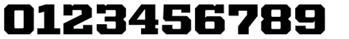 Kairos Pro Extd ExtraBold Font OTHER CHARS