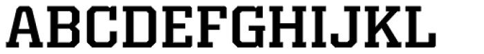 Kairos Pro Medium Font UPPERCASE