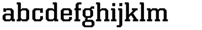 Kairos Pro Medium Font LOWERCASE