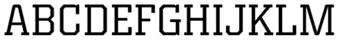 Kairos Pro Font UPPERCASE