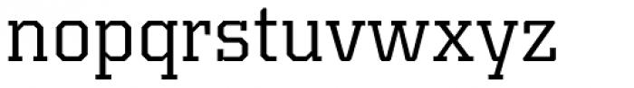 Kairos Pro Font LOWERCASE