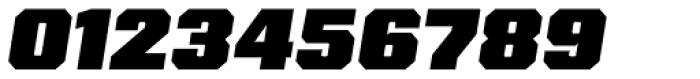 Kairos Sans Black Italic Font OTHER CHARS