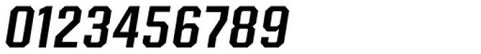 Kairos Sans Cond Medium Italic Font OTHER CHARS