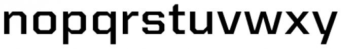 Kairos Sans Extd Medium Font LOWERCASE