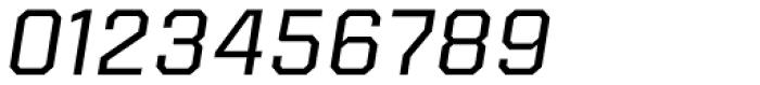 Kairos Sans Italic Font OTHER CHARS