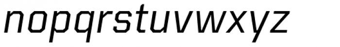 Kairos Sans Italic Font LOWERCASE