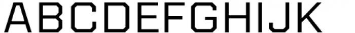 Kairos Sans Variable Regular Font UPPERCASE