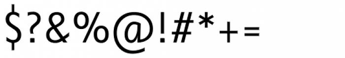 Kaiser Regular Font OTHER CHARS