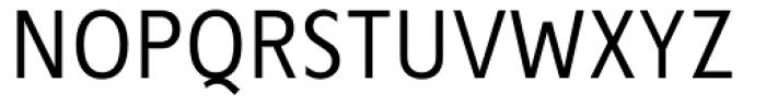 Kaiser Regular Font UPPERCASE