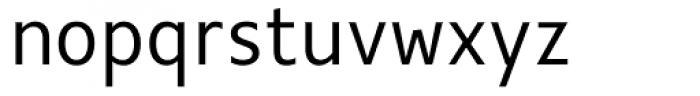 Kaiser Regular Font LOWERCASE