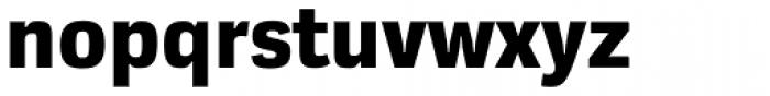 Kakadu Black Font LOWERCASE