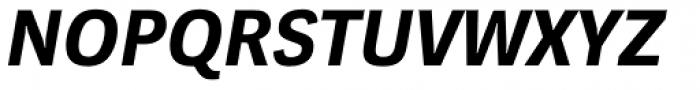 Kakadu Bold Italic Font UPPERCASE