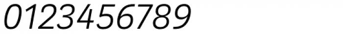 Kakadu Extralight Italic Font OTHER CHARS