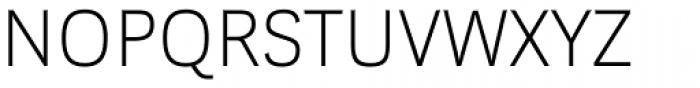 Kakadu Thin Font UPPERCASE