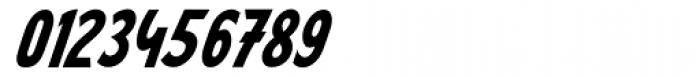 Kalchynsky Simple Heavy Italic Font OTHER CHARS
