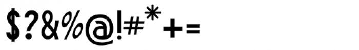 Kalchynsky Simple Regular Font OTHER CHARS