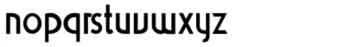 Kalchynsky Simple Regular Font LOWERCASE