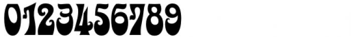 Kaleidoscope Regular Font OTHER CHARS