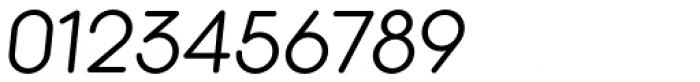 Kaleko 105 Round Book Oblique Font OTHER CHARS