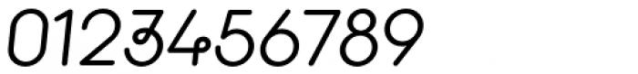 Kaleko 105 Round Remix Regular Oblique Font OTHER CHARS