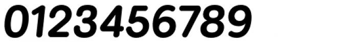 Kaleko 205 Round Bold Oblique Font OTHER CHARS