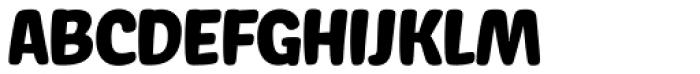 Kalico Script Font UPPERCASE