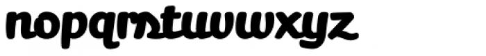 Kalico Script Font LOWERCASE