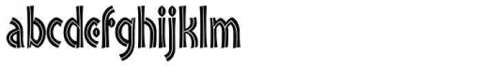 Kalimba Nenyanga Font LOWERCASE