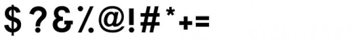 Kalligraaf Arabic Medium Font OTHER CHARS