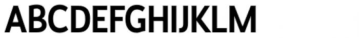 Kalligraaf Arabic Medium Font UPPERCASE