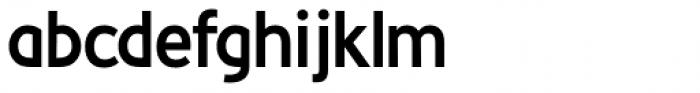 Kalligraaf Arabic Medium Font LOWERCASE