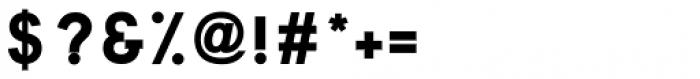Kalligraaf Arabic Semi Bold Font OTHER CHARS