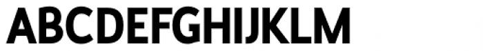 Kalligraaf Arabic Semi Bold Font UPPERCASE