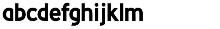 Kalligraaf Arabic Semi Bold Font LOWERCASE