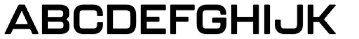 Kallisto Bold Font UPPERCASE