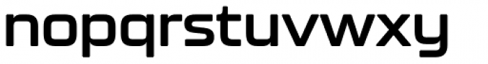 Kallisto Bold Font LOWERCASE