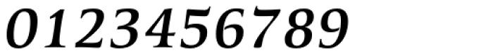 Kallos Pro Medium Italic Font OTHER CHARS