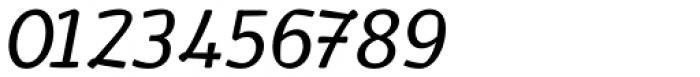 Kamado Light Italic Font OTHER CHARS