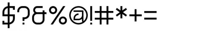 Kamaru Sans Font OTHER CHARS