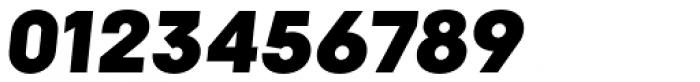 Kamerik 105 Heavy Oblique Font OTHER CHARS