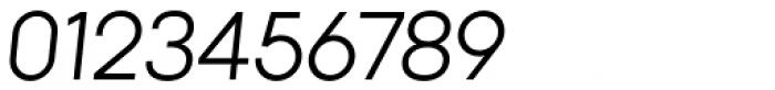 Kamerik 205 Book Oblique Font OTHER CHARS