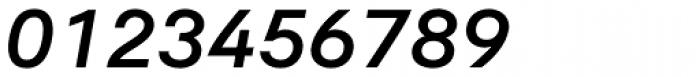 Kana Sans Medium Italic Font OTHER CHARS