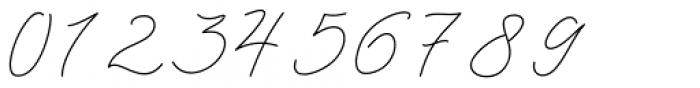 Kanaggawa Thin Font OTHER CHARS