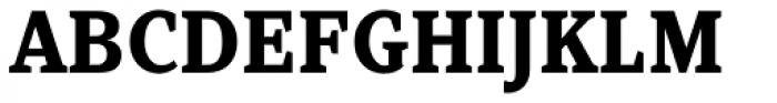 Kandal Bold Font UPPERCASE